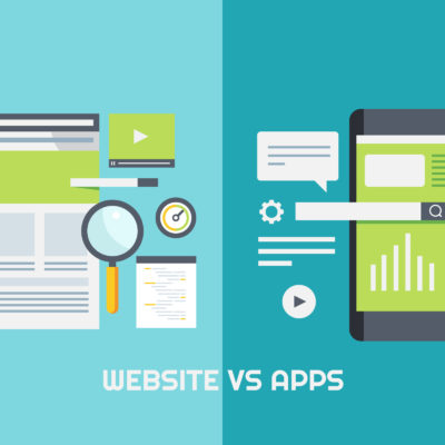Website vs Apps