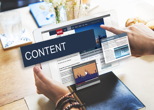 Content is the king in SEO